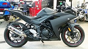 2017 Yamaha YZF-R3 for sale 200682282