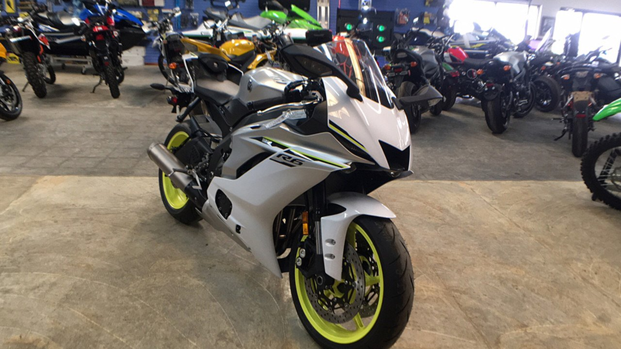 2017 Yamaha YZF-R6 for sale 200450353