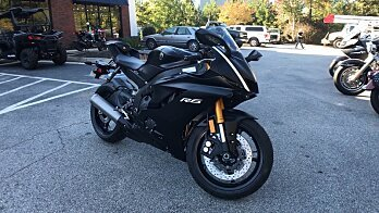 2017 Yamaha YZF-R6 for sale 200454347