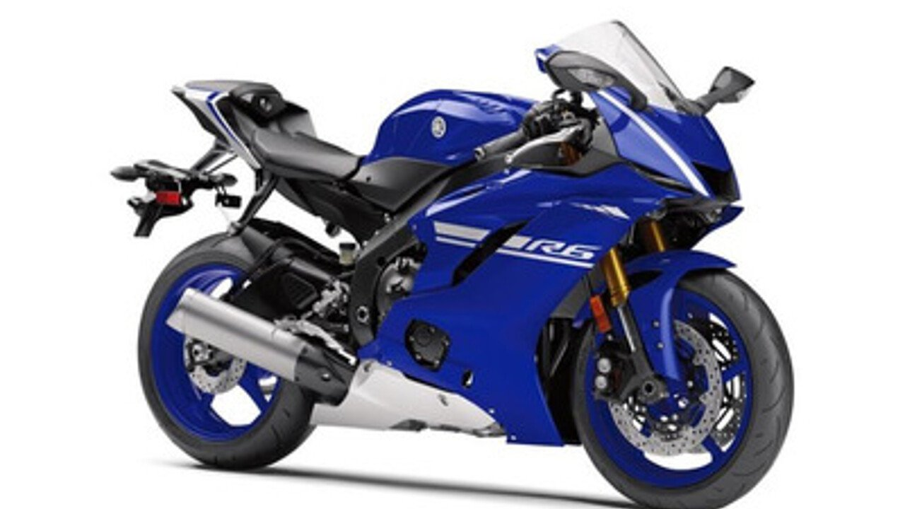 2017 Yamaha YZF-R6 for sale 200455420
