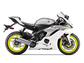 2017 Yamaha YZF-R6 for sale 200459930