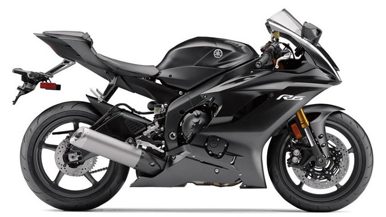 2017 Yamaha YZF-R6 for sale 200461700