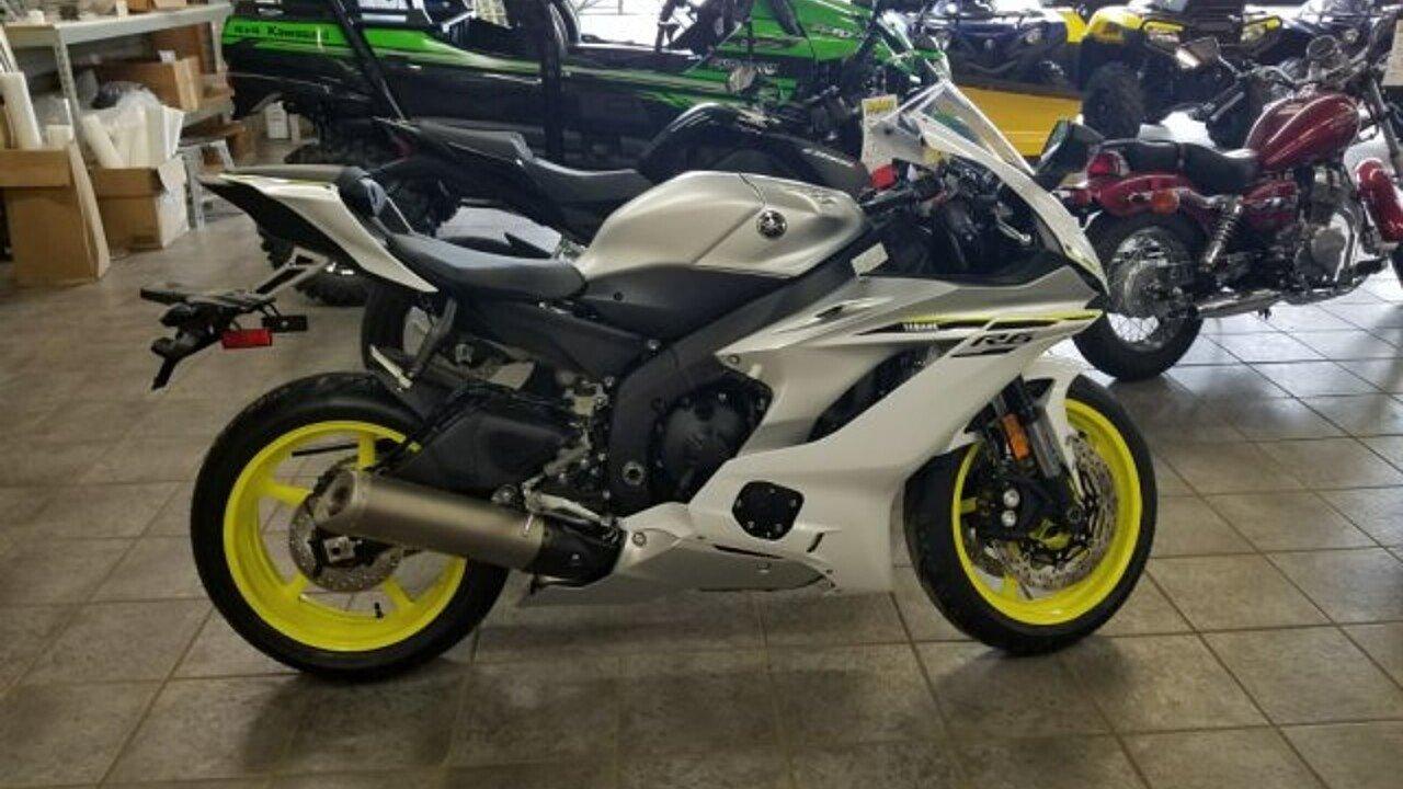 2017 Yamaha YZF-R6 for sale 200464153