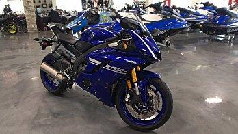 2017 Yamaha YZF-R6 for sale 200471989