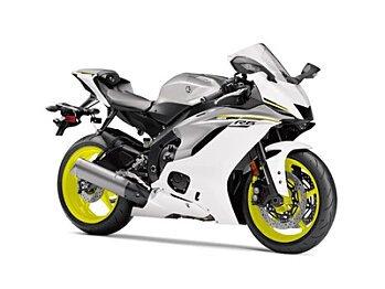 2017 Yamaha YZF-R6 for sale 200474774