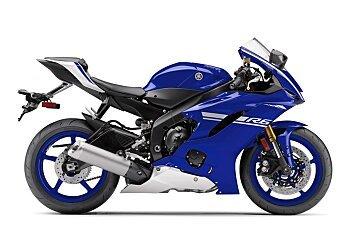 2017 Yamaha YZF-R6 for sale 200492576