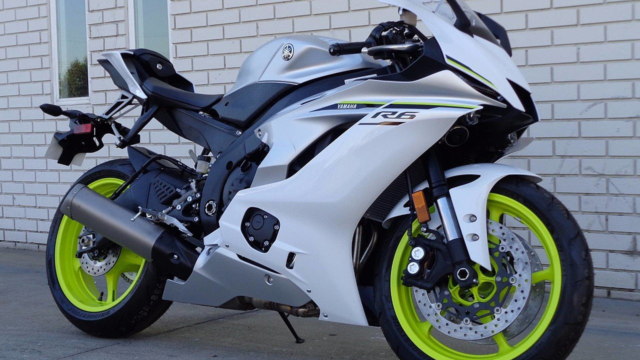 2017 Yamaha YZF-R6 for sale 200499785