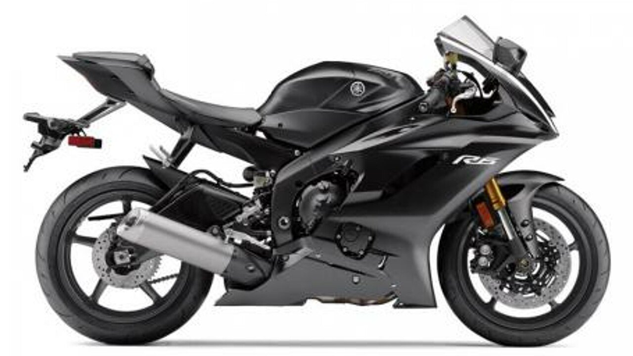 2017 Yamaha YZF-R6 for sale 200503385