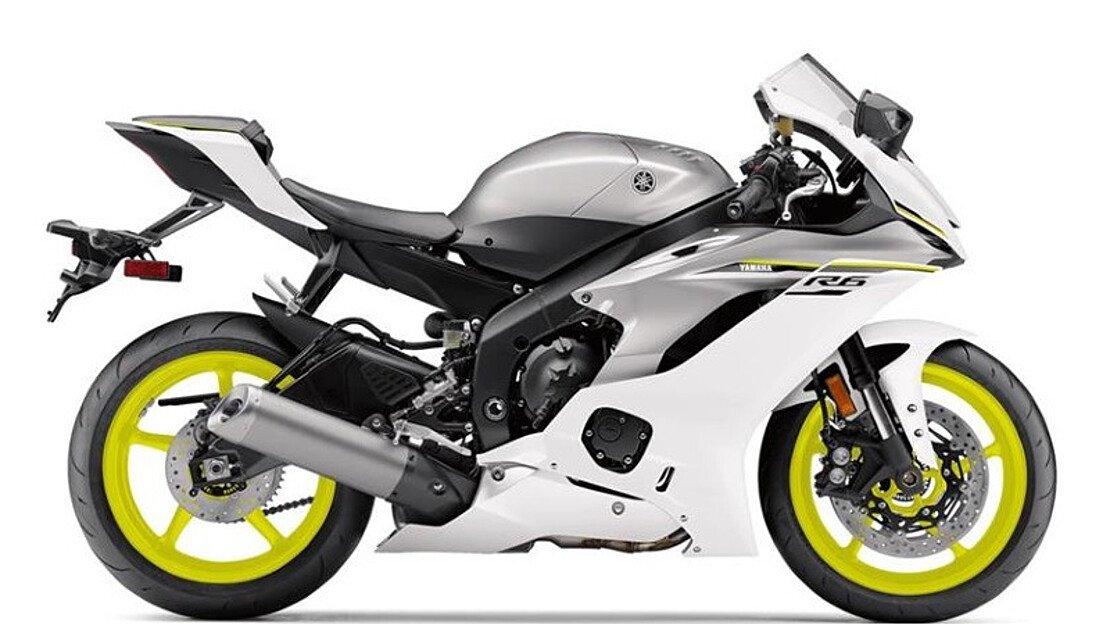 2017 Yamaha YZF-R6 for sale 200593412
