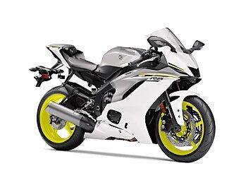 2017 Yamaha YZF-R6 for sale 200599128