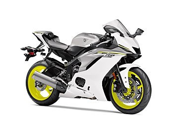 2017 Yamaha YZF-R6 for sale 200599161