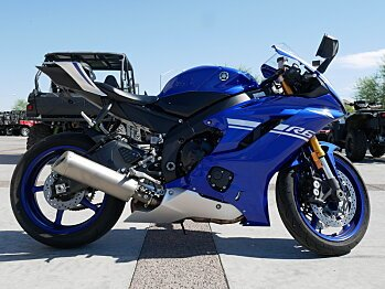 2017 Yamaha YZF-R6 for sale 200599208