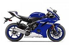 2017 Yamaha YZF-R6 for sale 200414690