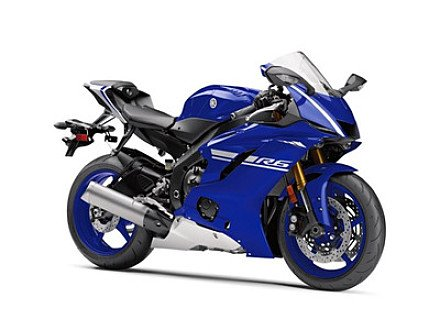 2017 Yamaha YZF-R6 for sale 200426178