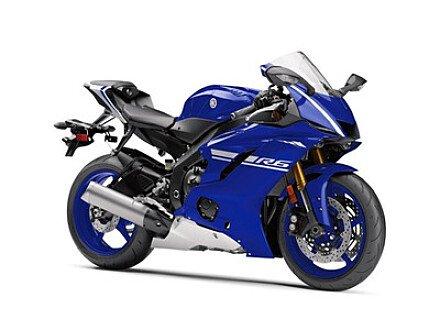 2017 Yamaha YZF-R6 for sale 200450535