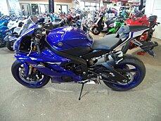2017 Yamaha YZF-R6 for sale 200463729
