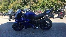 2017 Yamaha YZF-R6 for sale 200463940