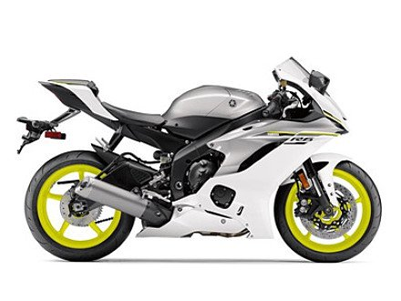 2017 Yamaha YZF-R6 for sale 200472105