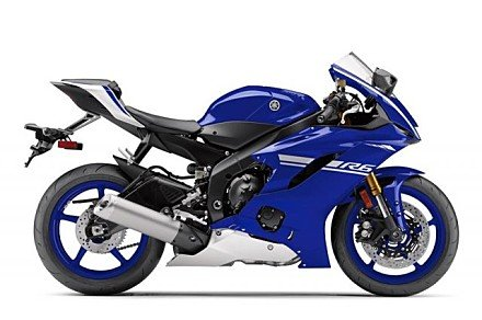 2017 Yamaha YZF-R6 for sale 200477683