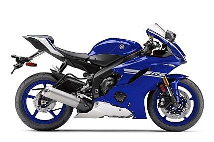 2017 Yamaha YZF-R6 for sale 200492576