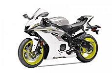 2017 Yamaha YZF-R6 for sale 200503410