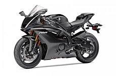 2017 Yamaha YZF-R6 for sale 200503415