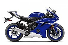 2017 Yamaha YZF-R6 for sale 200503415