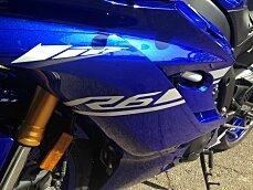 2017 Yamaha YZF-R6 for sale 200510774