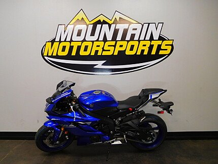 2017 Yamaha YZF-R6 for sale 200538357
