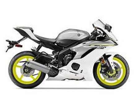 2017 Yamaha YZF-R6 for sale 200647605