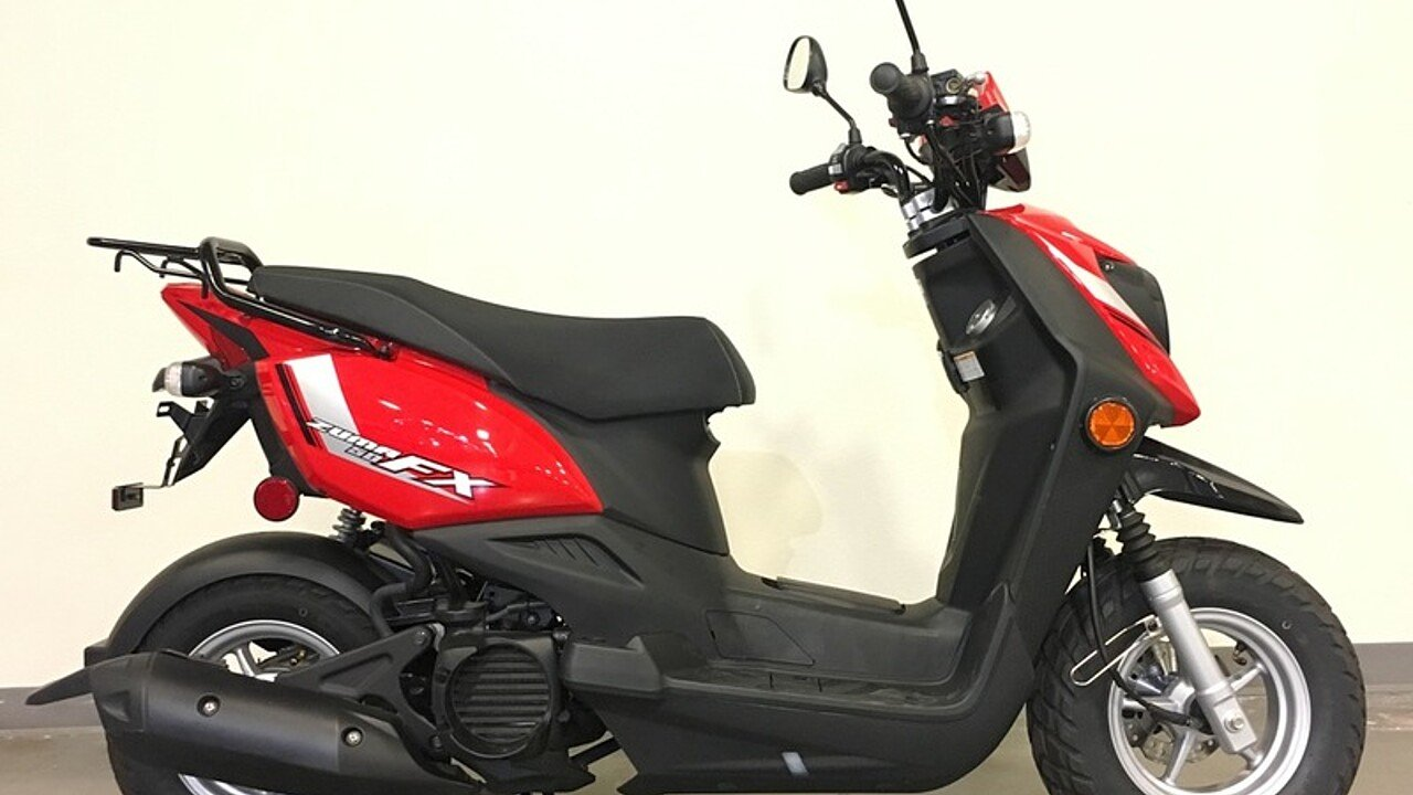 2017 Yamaha Zuma 50FX for sale 200592796