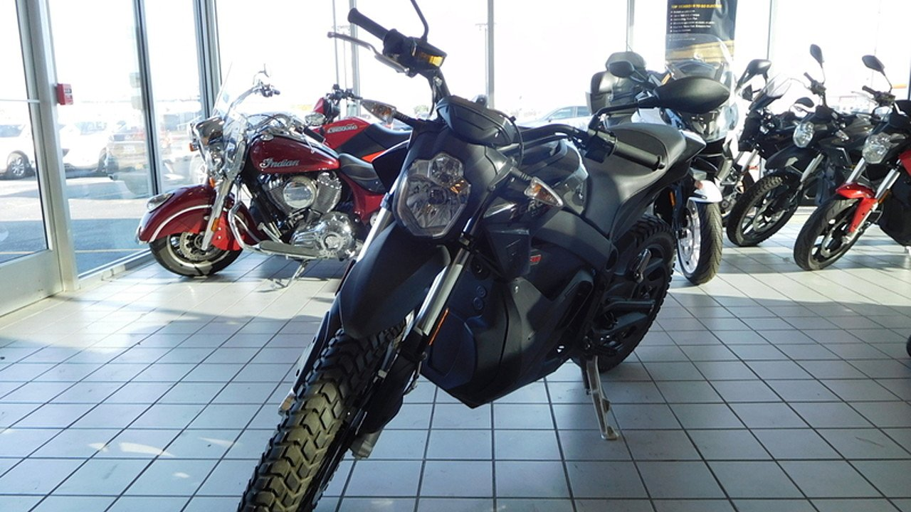 2017 Zero Motorcycles DSR ZF13.0 for sale 200519109