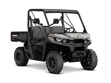 2017 can-am Defender for sale 200468283