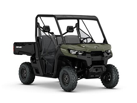 2017 can-am Defender for sale 200619857