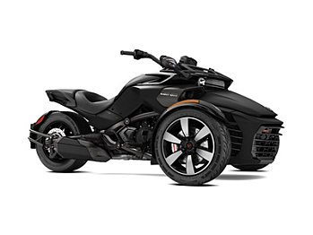 2017 can-am Spyder F3 for sale 200482723