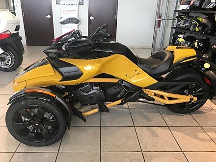 2017 can-am Spyder F3 for sale 200600288