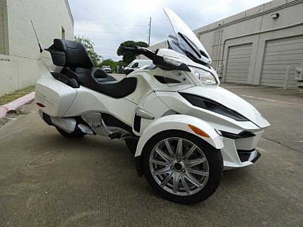 2017 can-am Spyder RT for sale 200627835