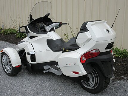 2017 can-am Spyder RT for sale 200633057