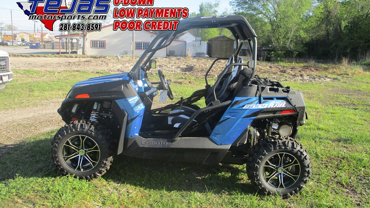 2017 cfmoto UForce 500 for sale 200584534