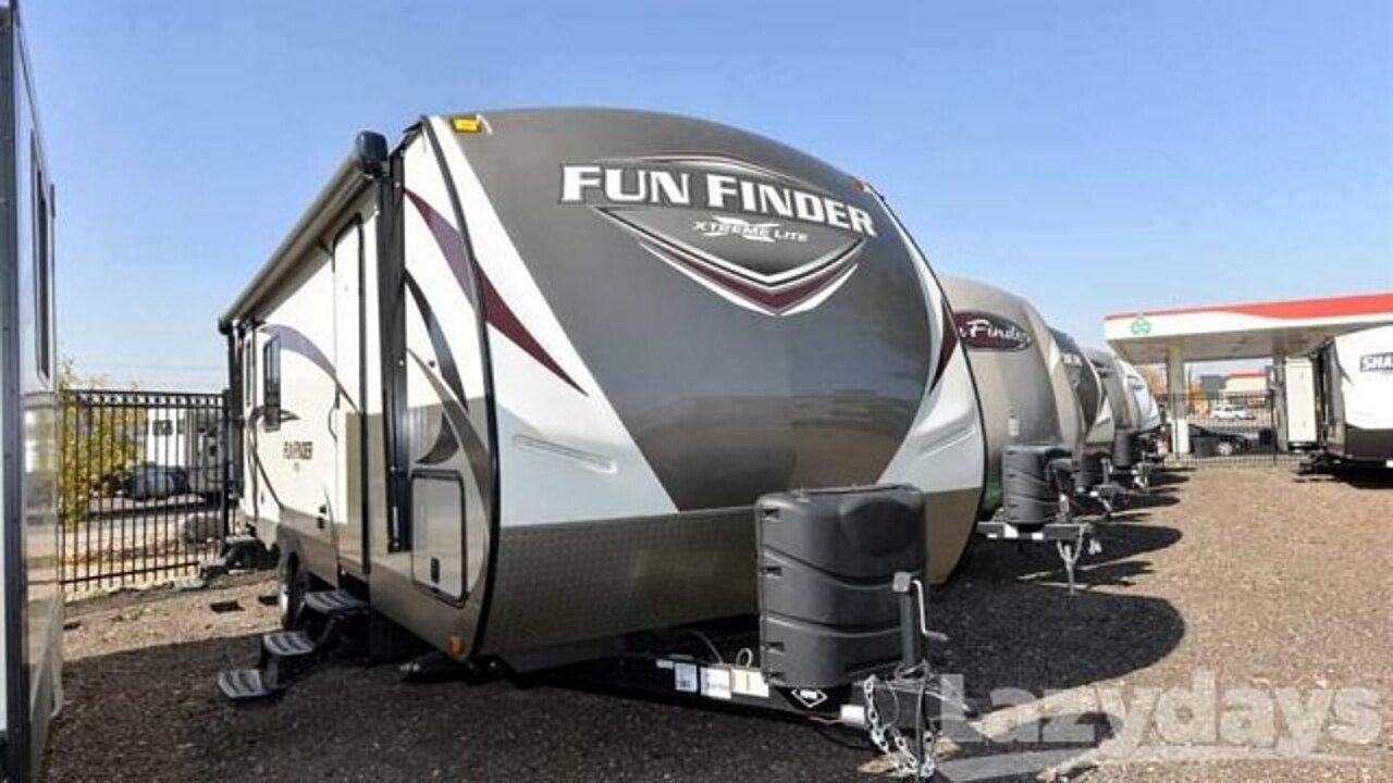 2017 cruiser Fun Finder for sale 300114318