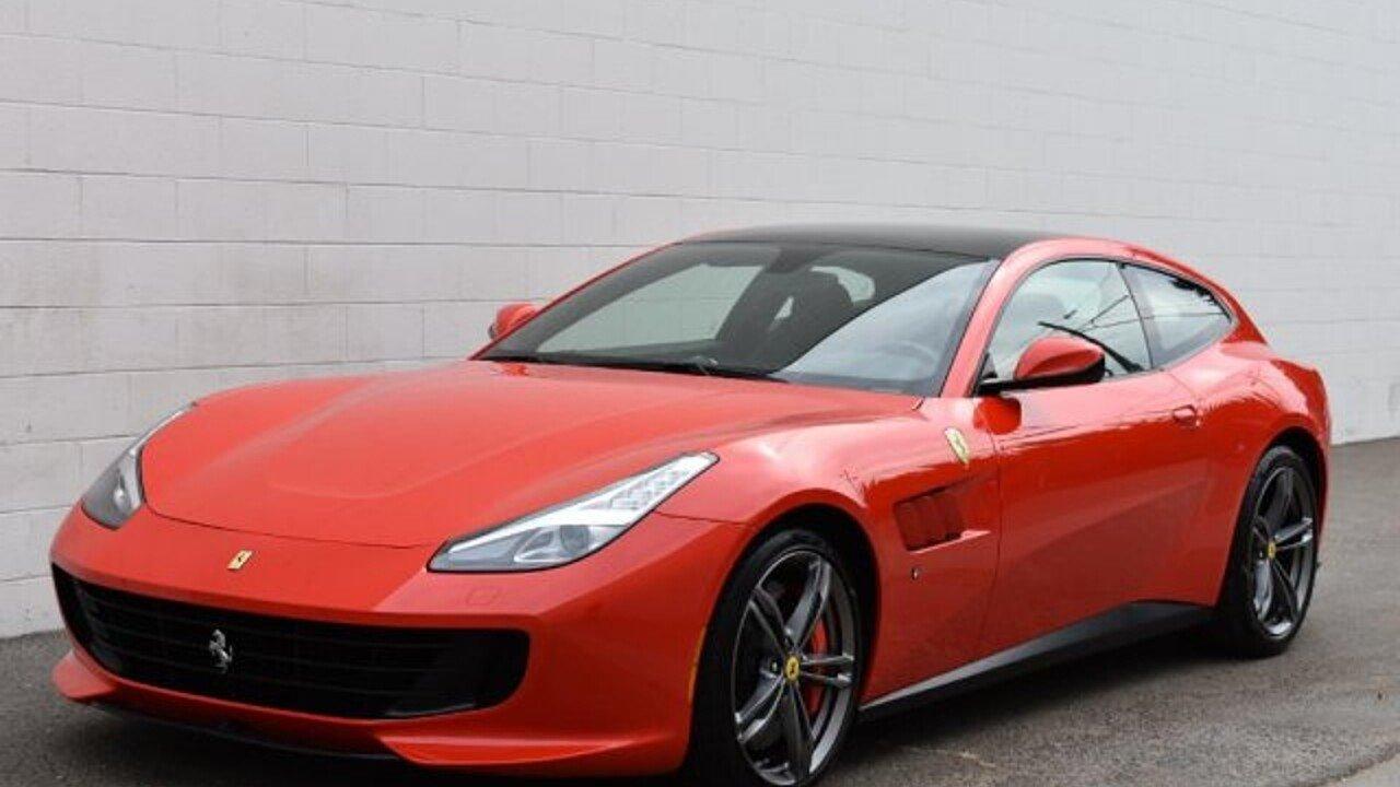 2017 ferrari GTC4Lusso for sale 101028933