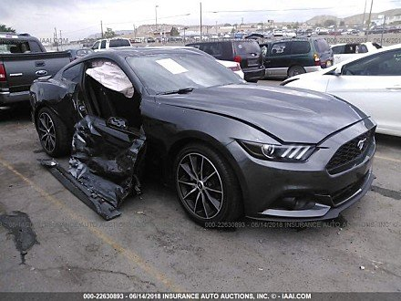 2017 ford Mustang Coupe for sale 101015938