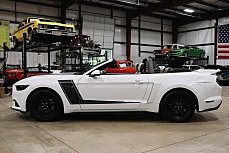 2017 ford Mustang Convertible for sale 101042501