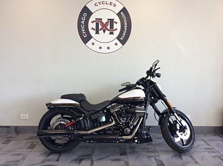 2017 harley-davidson CVO Breakout for sale 200576380