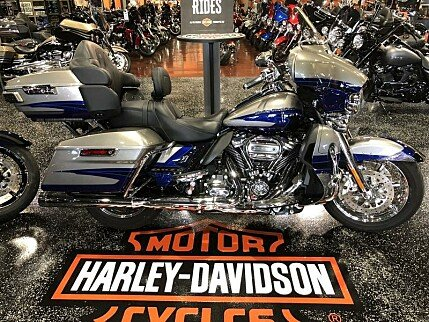 2017 harley-davidson CVO for sale 200625600