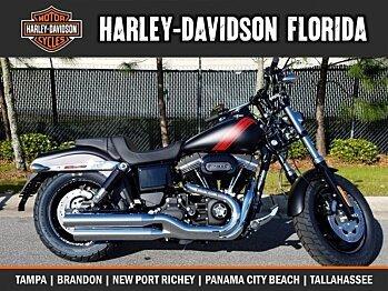 2017 harley-davidson Dyna Fat Bob for sale 200523691