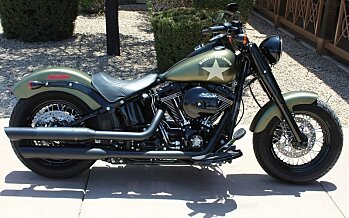 2017 harley-davidson Softail Slim S for sale 200604762