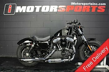 2017 harley-davidson Sportster Forty-Eight for sale 200514108