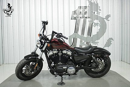 2017 harley-davidson Sportster Forty-Eight for sale 200627065