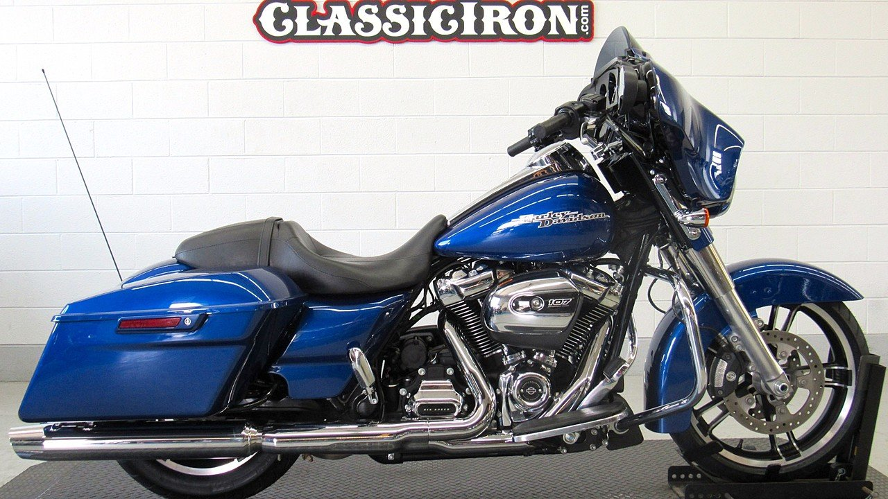 2017 harley-davidson Touring Street Glide Special for sale 200588144
